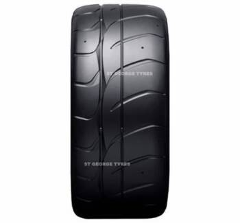SEMI SLICK RACE TYRES BRAND NEW 2X NITTO TYRES 205-50-15 NT01 Banksia Rockdale Area Preview