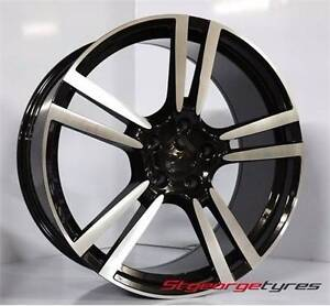 "20"" porsche CAYENNE WHEELS TYRES PACKAGE 5X130 TOUAREG RIMS Sydney City Inner Sydney Preview"