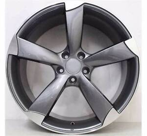 "new 19"" audi a5 ttrs wheels grey 255/35r19 tyres Sydney City Inner Sydney Preview"