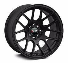 17 INCH FORD FOCUS 2012 XXR 530 BLACK PACKAGE SALE Banksia Rockdale Area Preview