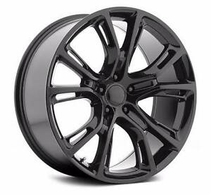 """JEEP 20"""" WHEELS TYRES PACKAGE GRAND CHEROKEE SRT STYLE Sydney City Inner Sydney Preview"""