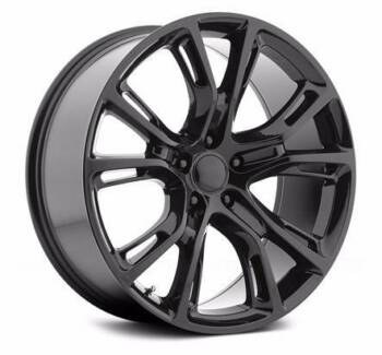 """JEEP 20"""" WHEELS TYRES PACKAGE GRAND CHEROKEE SRT STYLE"""