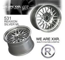 VW GOLF 19 INCH BBS STYLE XXR 531 SILVER CENTRE POLISHED DISH MAZDA Arncliffe Rockdale Area Preview
