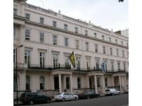 BELGRAVIA Serviced Office Space to Let, SW1 - Flexible Terms   2 - 85 people