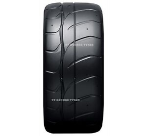2-X-New-205-50-15-NITTO-NT01-SEMI-SLICK-RACE-TYRES