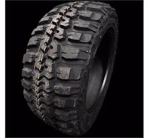 17 inch SUNRAYSIA WHEELS 35 INCH MUD TYRES 35X12.5R17 FEDERAL Arncliffe Rockdale Area Preview