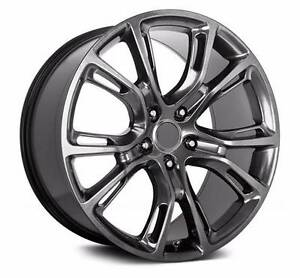 "20"" JEEP SRT STYLE SPIDER MONKEY WHEELS TYRES PACKAGE Sydney City Inner Sydney Preview"
