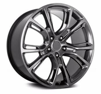 """20"""" JEEP SRT STYLE SPIDER MONKEY WHEELS TYRES PACKAGE"""