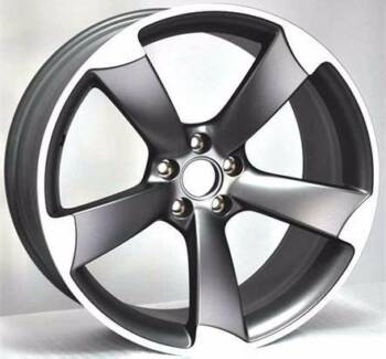 AUDI A5 TTRS STYLE 19 INCH WHEELS MOMO ITALY TYRES 255/35R19 SALE