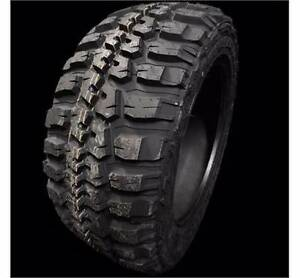 NEW OFFROAD 285/75R16 FEDERAL TYRES 16X8 STEEL RIMS PATROL Wolli Creek Rockdale Area Preview