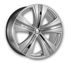 "Honda Accord 19"" wheels 5 spoke alloy silver savoy Hollywood Rockdale Rockdale Area Preview"
