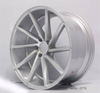 20 INCH FORD FG ALLOY MAG WHEEL TURBINE RIMS SILVER Banksia Rockdale Area Preview