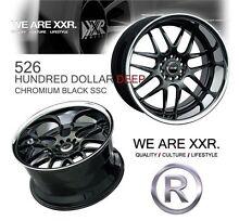 "20"" xxr 526 wheels chromium black center BMW X5 Tyres Rockdale Rockdale Area Preview"