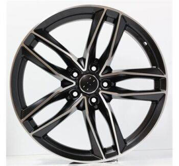 AUDI 18X8 BLADE STYLE ALLOY WHEELS AND TYRES $990 SALE A3 A4 Arncliffe Rockdale Area Preview