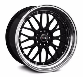 20 INCH FORD FG MESH BLACK WITH CHROME DISH MAG WHEELS 521 Banksia Rockdale Area Preview