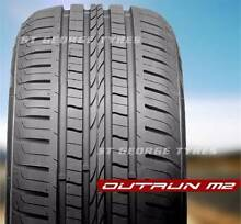 NEW 205-60-16 MOMO ITALY M2 TYRES LONG LASTING TOYOTA FORD Sydney City Inner Sydney Preview