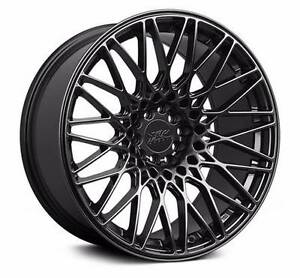 "NEW 17"" FORD FG WHEELS TYRES PACKAGE XXR 553 SALE Sydney City Inner Sydney Preview"