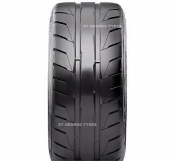 2X NITTO TYRES 235-40-18 NT05 SEMI SLICK SUBARU RACE Banksia Rockdale Area Preview