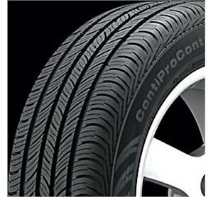 MERCEDES E CLASS CONTINENTAL TYRES 245-45-17 PRO CONTACT SSR RFT Arncliffe Rockdale Area Preview