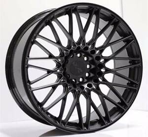 "17"" FORD FALCON FG XXR 553 MESH WHEELS TYRES PACKAGE Sydney City Inner Sydney Preview"
