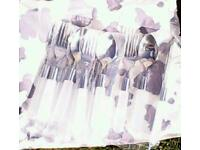 New cutlery, Stockmoor Village