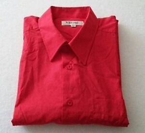 Mens Vizoni Uomo Shirt (new), size XL