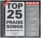 Top 25 Praise Songs