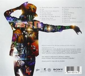 Michael Jackson This is It CD sealed