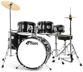 Junior Tiger drum kit