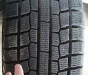 205/55R16 Yokohama Ice Guard IG20 2 USED WINTER TIRES 90%TREAD