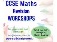 Maths Tutor GCSE Revision School Half-term club Mathematics Exam help