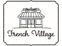 Waiting staff / bar staff / baristas - French Village & Baker Street