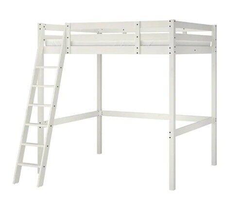 Ikea Stora Double Loft Bed Adult Frame In Knowle Bristol Gumtree