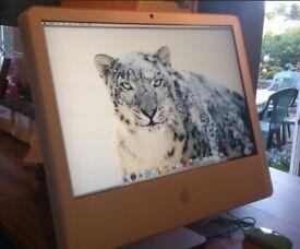 Apple iMac 6.1 24inch OSX Snow Leopard