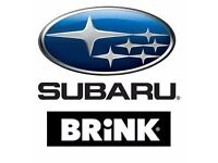 Brink BNIB Fixed Towbar for Subaru Legacy Estate and Outback model details in listing