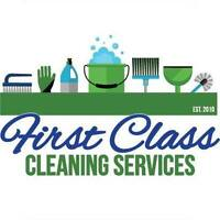 PT leading to Full Time Cleaner