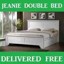 Brand New DOUBLE SIZE BED - WHITE Delivered FREE New Farm Brisbane North East Preview