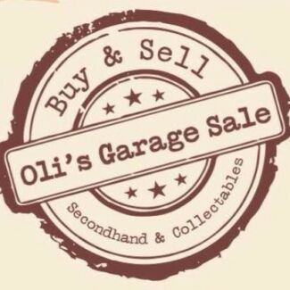 Oli's Garage Sale, Second Hand & Collectables shop