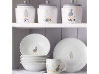 Extensive crockery set by Price and Kensington. Madison style