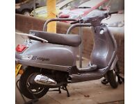HMC vogue classic 50cc moped