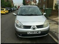 Renault grand scenic dynamic spare and repair