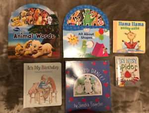 ASSORTED CHILDREN'S BOOKS IN EXCELLENT CONDITION!!