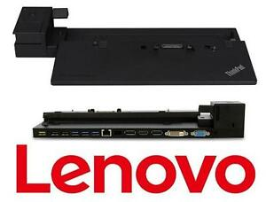 NEW OB LENOVO THINKPAD ULTRA DOCK 90W PRO 40A20090US LAPTOP COMPUTER PC DOCKING STATION 106723094