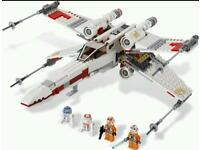 Lego Star wars X wing fighter