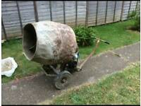 Cement Mixer (NO STAND)