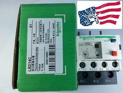 Lrd14c Thermal Overload Relay 7.10 Amp.