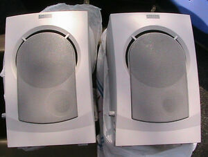 Computer speakers with amplifier. West Island Greater Montréal image 5