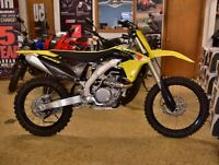 2017 Suzuki RM-Z450L7 Stratford Kitchener Area Preview