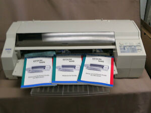 "LOWER PRICE  Epson 1500 Wide paper (14"") High Speed Ink Jet"