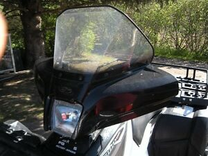 Quad Windshield & Handlebar Covering-All parts included! VIP AIR